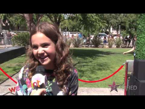 Bailee Madison of Once Upon a Time Shares Young Snow White's Possible Dark Future