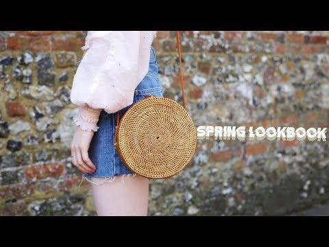 SPRING/SUMMER LOOKBOOK | MsRosieBea