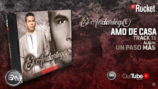 13. Amo De Casa - El Andariego - Con Letra [Musica Popular]