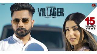 Villagers : Varinder Brar (Official Video) Latest Punjabi Songs 2020 | New Punjabi Songs | GKDigital