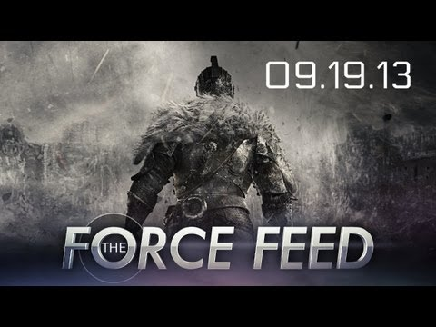 Force Feed - Dark Souls 2 Release Date, Warhammer Shutdown, MTG 2014 Expansion