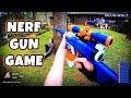 NERF GUN GAME MODDED MAYHEM 20 First Person Shooter In 4K