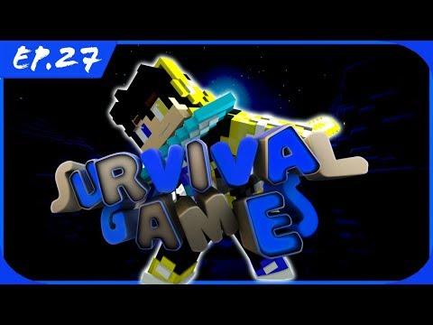 Easy Kills - Survival Games EP.27 - Minecraft PE(Pocket Edition)