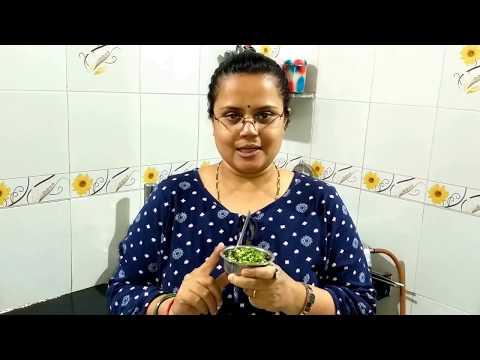 Lasan Nu Kachu | Green Lasun Chatni