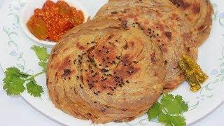 अगर प्याज का पराठा इस तरीके से बनायेगे तो कभी नही फटेंगे | Pyaz Ka Paratha Recipe/Easy Onion Paratha