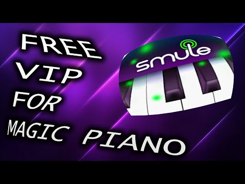 How to get free vip on magic piano