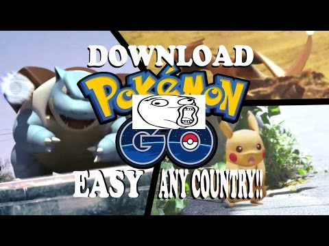 How to Download Pokemon Go without a Apple Id