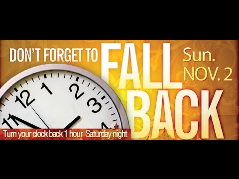 Daylight savings time 2015  - Easily Explained