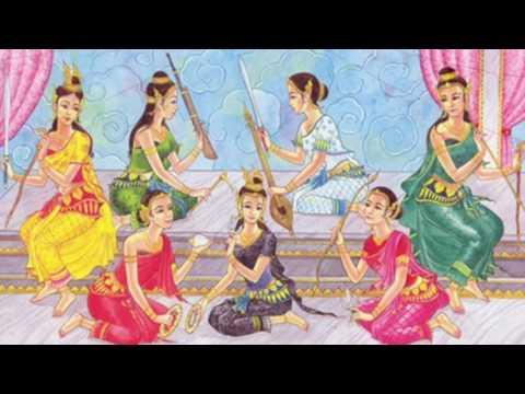 Songkran Angel and Prediction of Year 2017