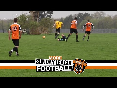 MORE Sunday League Football - SEEN THEM GIVEN!
