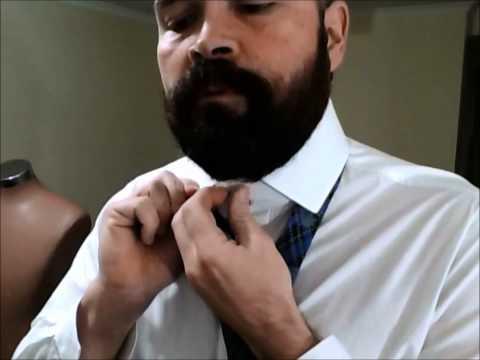 Detachable Collar Tutorial - by BespokeCollars @ www.bespokecollars.com