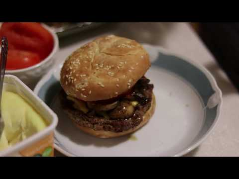 How to Turn a Frozen Burger into a Gourmet Burger