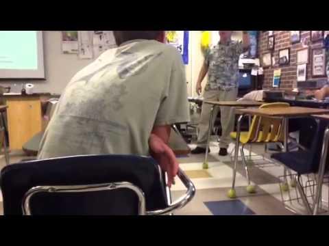 My biology teacher xD