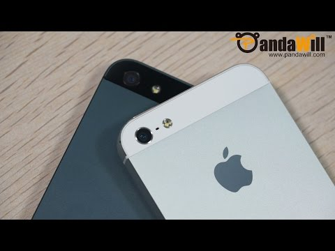 Original iPhone 5 WCDMA 16GB Refurbished Phone Hands On - $31 Off