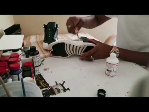Air Jordan Playoff 12s Restoration!!