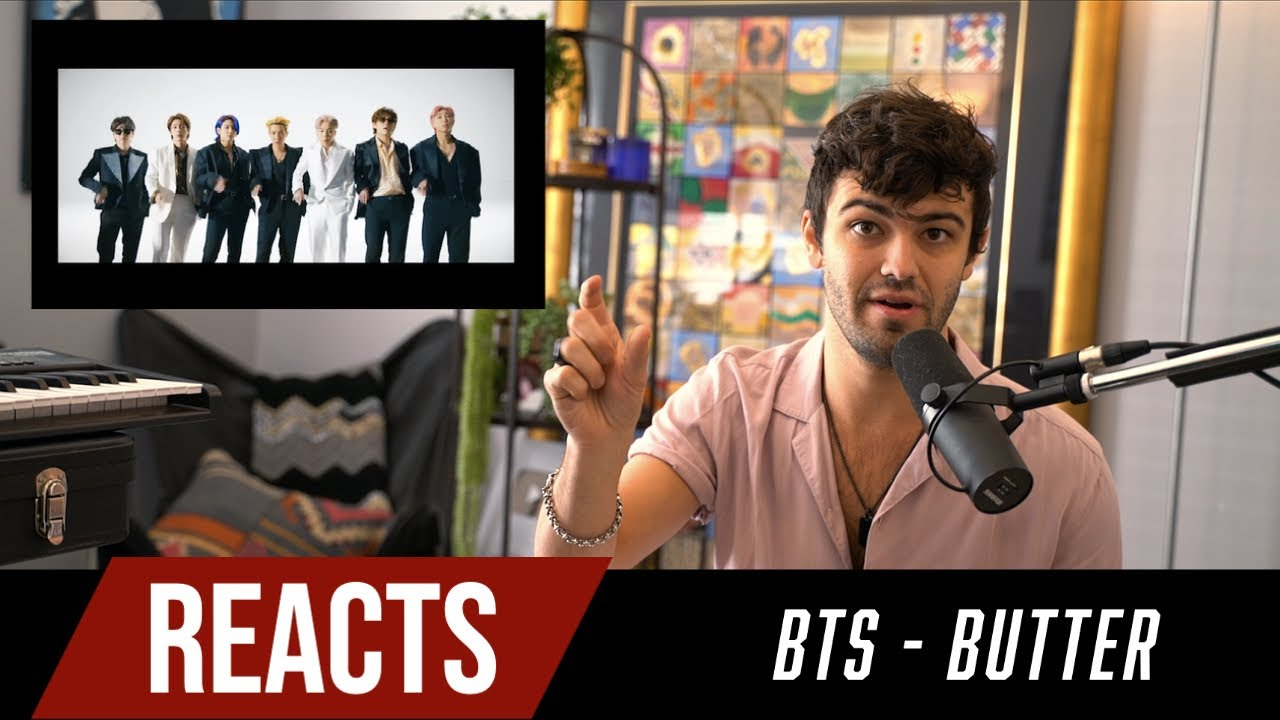 Producer Reacts to BTS (방탄소년단) - Butter
