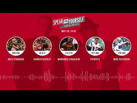 SPEAK FOR YOURSELF Audio Podcast (5.29.18) with Colin Cowherd, Jason Whitlock | SPEAK FOR YOURSELF