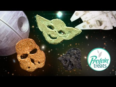 Star Wars Pancakes – Protein Treats by Nutracelle