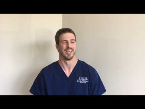 Tim Whitesell Physical Therapy Assistant student