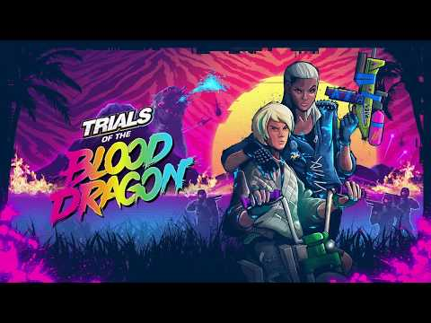 Review Trials of the Blood Dragon Xbox one Games with Gold Free