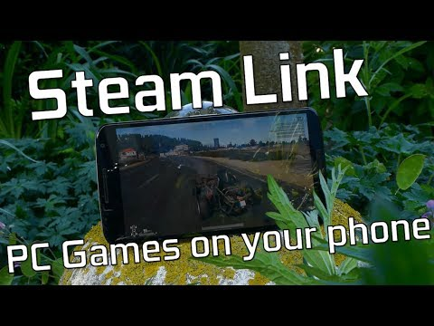 Steam Link on Phones - Does it work?