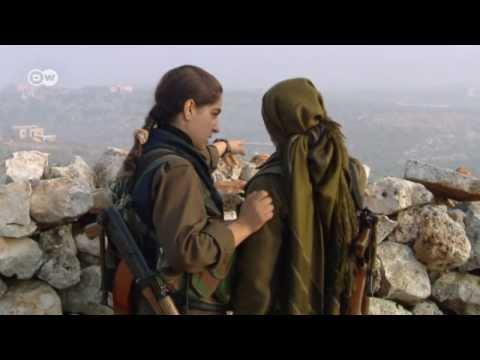 Xxx Mp4 Syria Kurdish Women Soldiers Against Jihadists Global 3000 3gp Sex