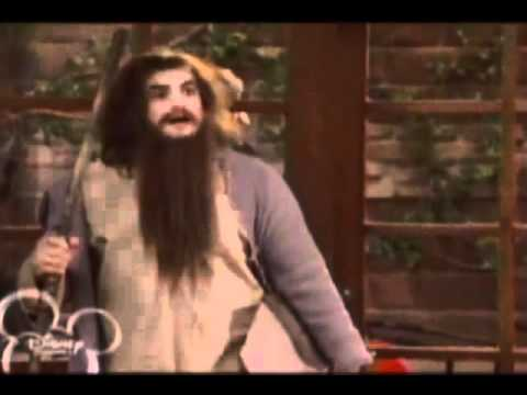 Boy Meets World Plays With Squirrels