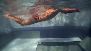 The Best Exercise in Water to Tone the Stomach Area : Swimming to Win