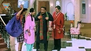 Mohabiya Bhojpuri Movie Scene 21 Govinda, Raveena Tandon Eagle Bhojpuri Movies