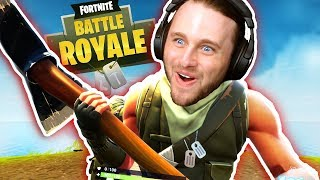 BUILDING AND MURDER IN FORTNITE?! (Awesome NEW game!)