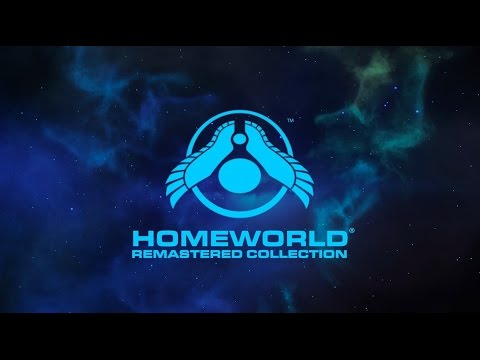Homeworld Remastered Collection - Reveal Trailer