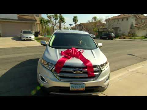 Ford Edge Token Exchange Winner - Shirley S.