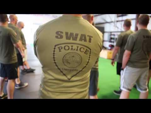 Training Chesapeake SWAT Team