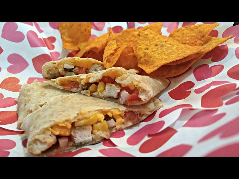 How To Make Homemade Quesadillas!