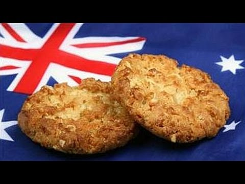 Anzac Biscuits | One Pot Chef