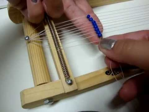 How to bead weave