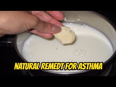 Top 3 Natural Remedy for Asthma