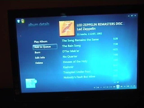 How to rip music with Windows Media Center