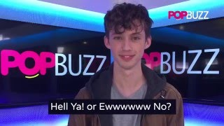 Troye Sivan Plays Our Weird AF Game Of 'Would You Rather'