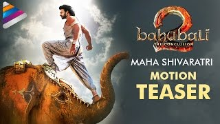 Baahubali 2 Action Motion Teaser   Prabhas   Rana   Anushka   SS Rajamouli   Fan Made   #Baahubali2