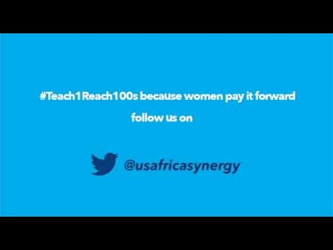 #Teach1Reach100s Fundraising Campaign on Global Giving