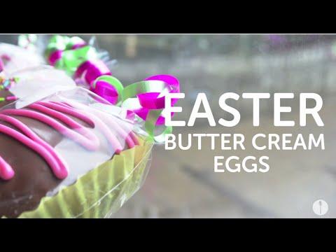 How to Make Easter Buttercream Eggs