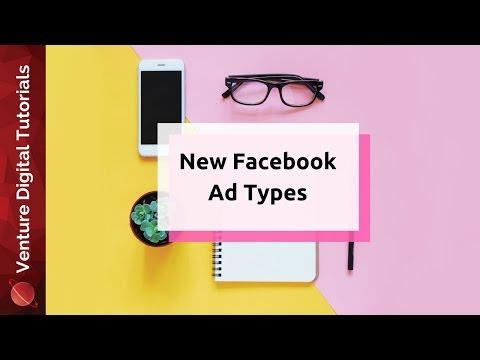 New Facebook Ad Types - Offline Store Changes & Reach