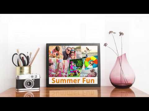 Create Photo Collages with Photoshop Elements 2018