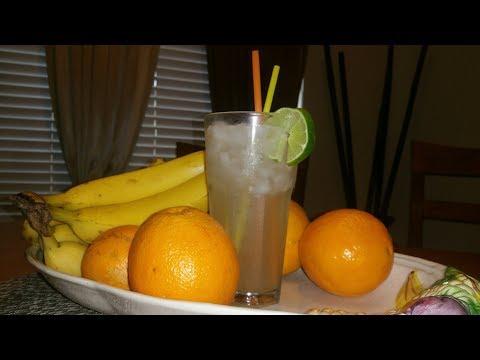 Dominican Lemonade Recipe - Cindys Kitchen