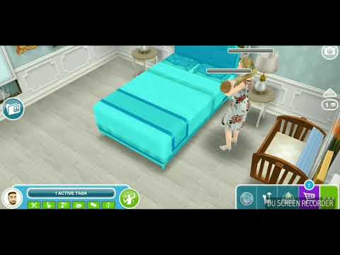[Sims Freeplay] Bath Time and Fun With Infant - xrerex