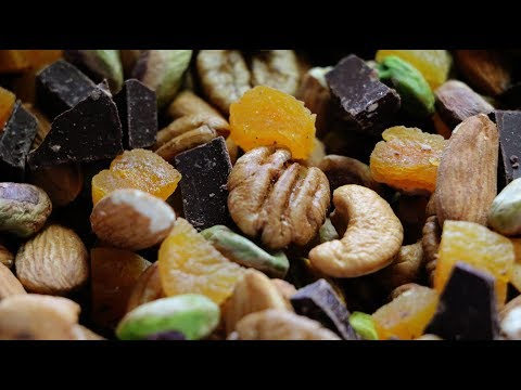 Decadent Home Made Trail Mix ft. Theo Chocolate Short