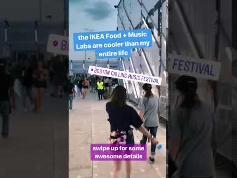 Ikea Festival Boston Calling 2018 -- Affinity Magazine