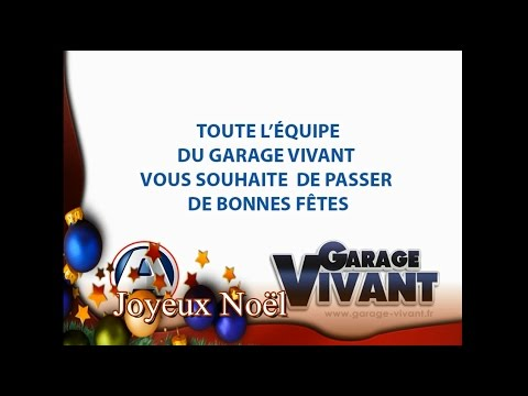 Noel au Garage Vivant