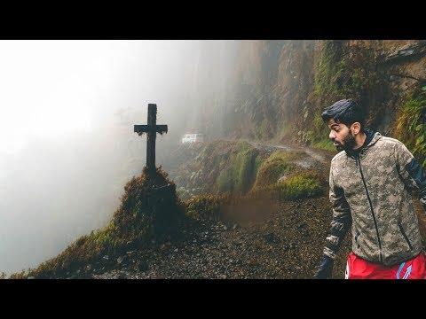 اليوم اللي كنت راح أموت فيه || طريق الموت بوليفيا